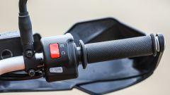 KTM 1090 Adventure: i comandi del blocchetto elettrico destro