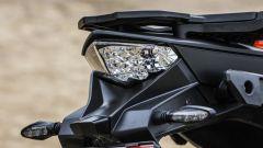 KTM 1090 Adventure: il fanale posteriore