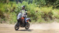 KTM 1090 Adventure: in prova sullo sterrato