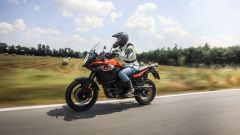 KTM 1090 Adventure: la prova su strada