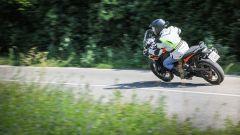 KTM 1090 Adventure: un momento della prova