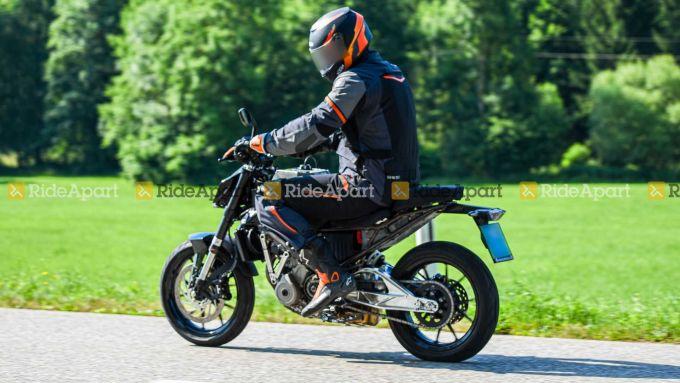 KTM 125 Duke: sei tu, modello 2022?