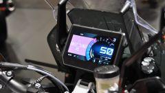 KTM 1290 Super Adventure, quadro strumenti