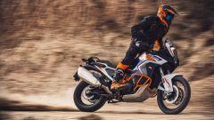 KTM 1290 Super Adventure R 2021: il motore LC8 sviluppa 160 CV e 138 Nm