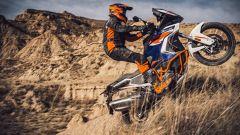KTM 1290 Super Adventure R 2021, una moto per gente... tranquilla