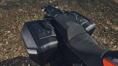 KTM 1290 SUPER ADVENTURE S 2021: la sella ha un nuovo design