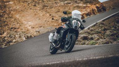 KTM 1290 SUPER ADVENTURE S 2021, promosse le Mitas Terra Force R
