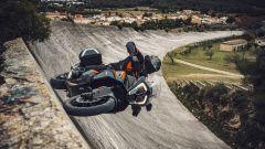 KTM 1290 Super Adventure S 2021: tra gli optional ci sono anche le borse