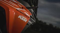 KTM 1290 Super Adventure-S, convogliatore