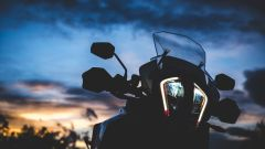 KTM 1290 Super Adventure-S, cornering lights