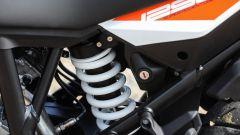 KTM 1290 Super Adventure-S: il precarico si regola elettronicamente