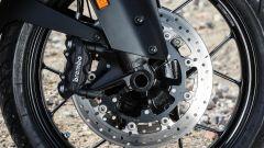 KTM 1290 Super Adventure-S: l'ABS by Bosch è Cornering