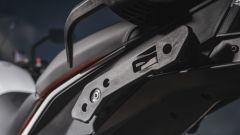 KTM 1290 Super Adventure-S, nuovi supporti basculanti per borse laterali