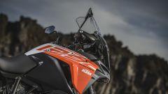 KTM 1290 Super Adventure-S, serbatoio da 23 litri