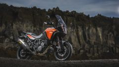 KTM 1290 Super Adventure-S, statica