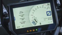 KTM 1290 Super Adventure-S, strumentazione by Bosch