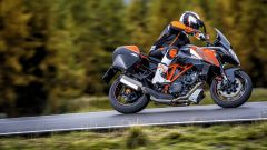 KTM 1290 Super Duke GT 2016 - Immagine: 5