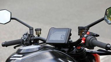 KTM 1290 Super Duke R 2020: la strumentazione