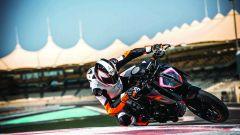 KTM 1290 Super Duke R: c'è anche il Performance Pack, che agisce su motore e integra il KTM MY RIDE