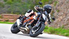 KTM 1290 Super Duke R: la prova video con pregi, difetti, prezzo