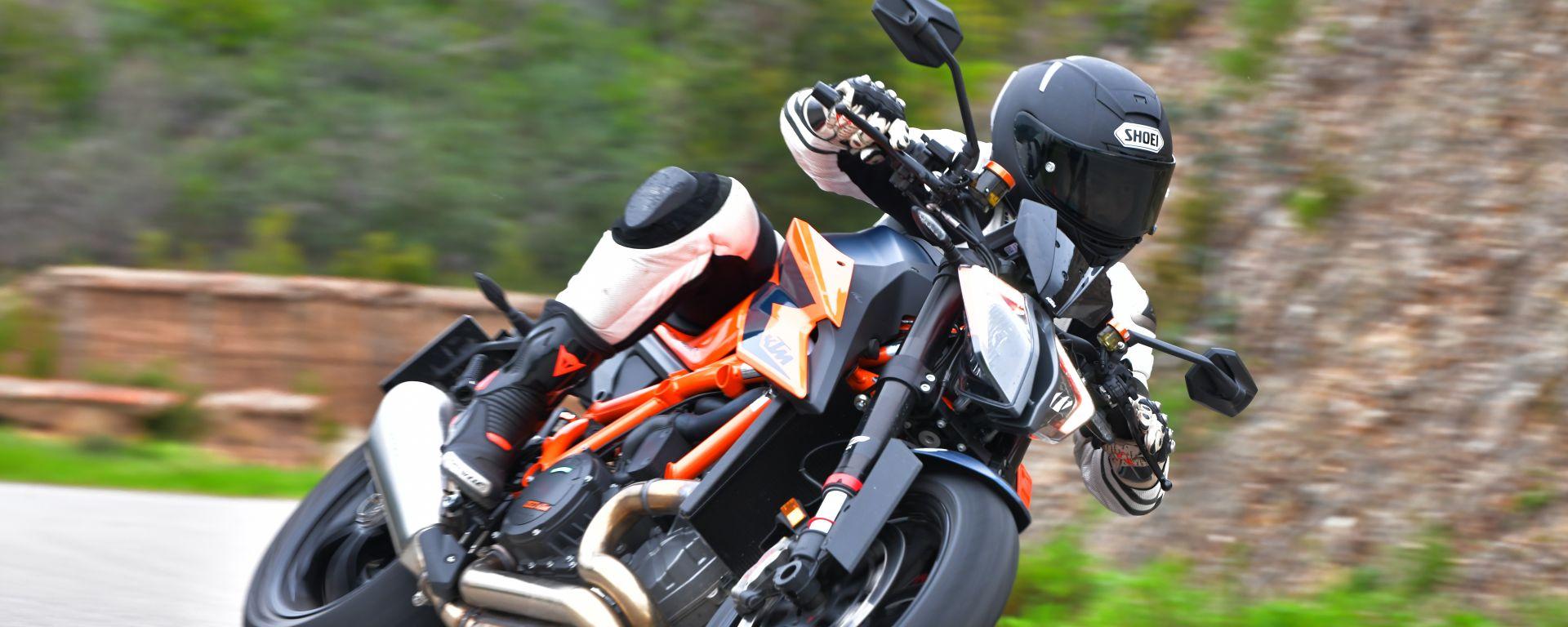 KTM 1290 Super Duke R: la prova in video della Bestia austriaca