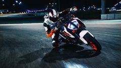KTM 1290 Super Duke R: vista anteriore