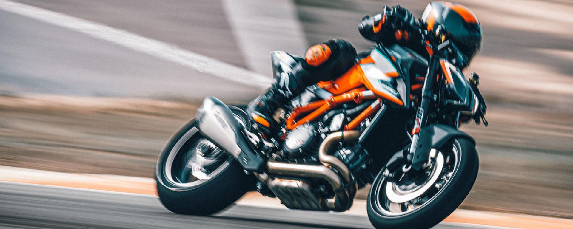 KTM 1290 Super Duke RR 2021: ancor più estrema