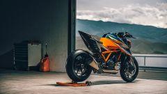 KTM 1290 Super Duke RR 2021: codino super aggressivo