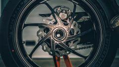 KTM 1290 Super Duke RR 2021: il cerchio forgiato posteriore