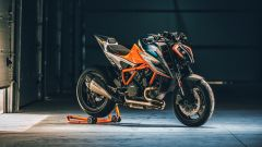 KTM 1290 Super Duke RR 2021: soli 500 esemplari