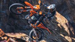 KTM EXC 2022: gamma enduro, novità, prezzi, grafiche