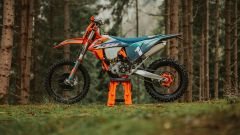 KTM 350 EXC-F 2021 Wess Edition