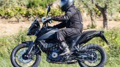 KTM 390 Adventure: il motore è lo stesso della stradale Duke