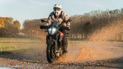 KTM 390 Adventure in fuoristrada