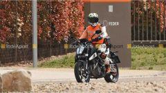 KTM 390 Duke: questa è la versione 2022?