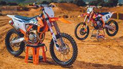 KTM SX m.y. 2022: modelli, prezzo, novità