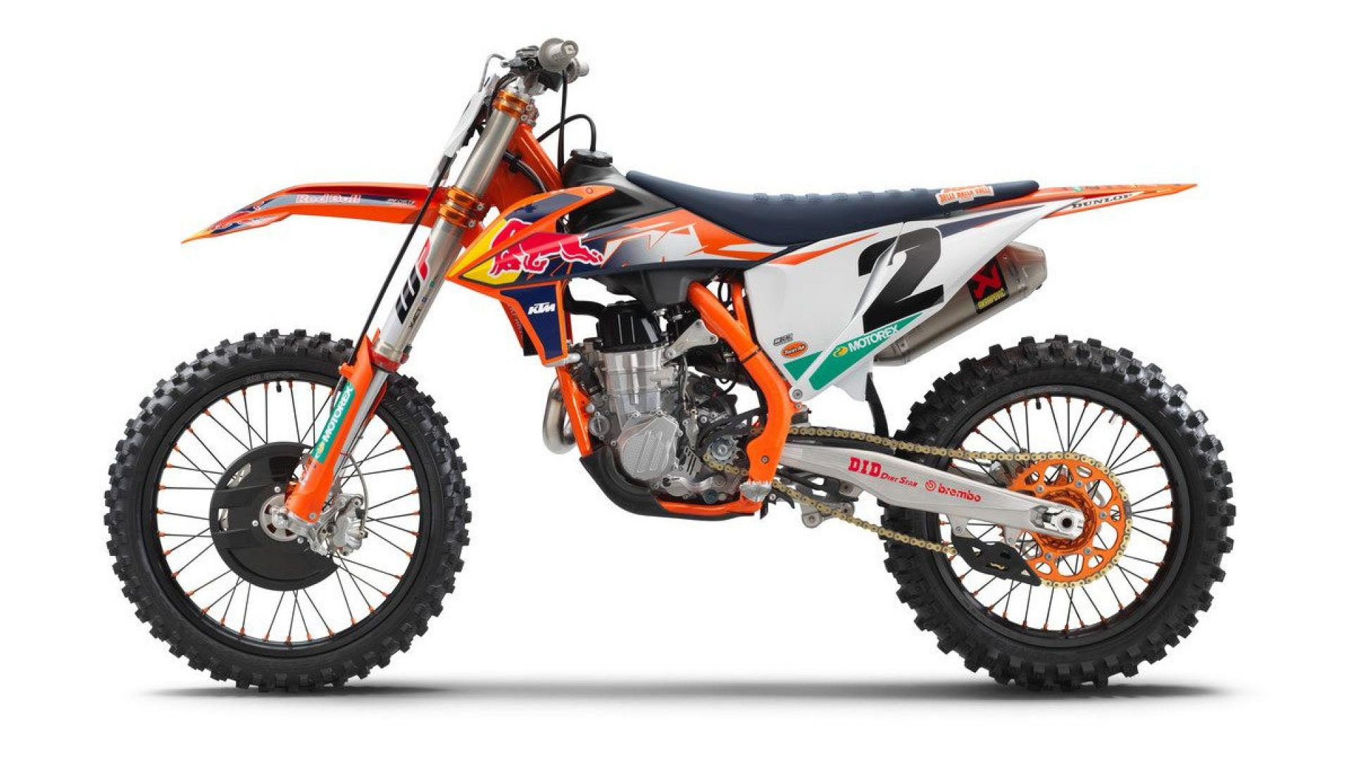 The 2021 KTM 450 SX-F Factory Edition will be available at