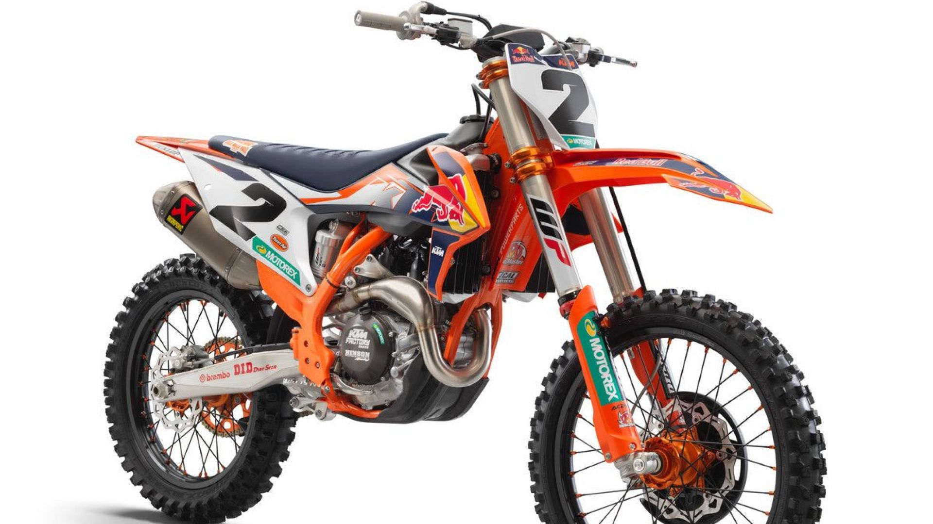 2021 KTM 450 SX-F Factory Edition available this month