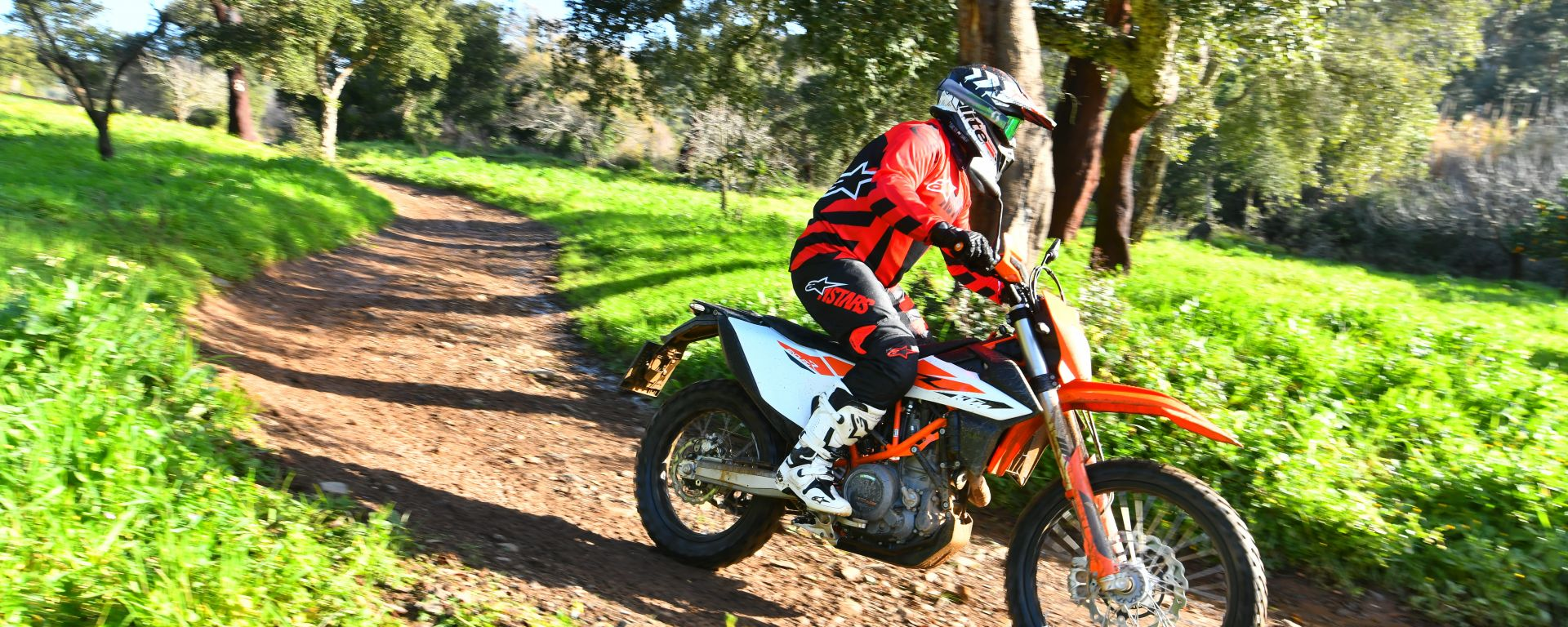 KTM 690 Enduro R 2019: la dual purpose messa alla prova