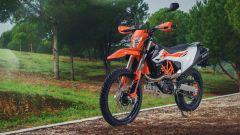 KTM 690 Enduro R 2019: la dual purpose messa alla prova - Immagine: 6