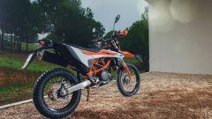 KTM 690 Enduro R 2019: la dual purpose messa alla prova - Immagine: 7
