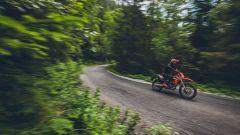 KTM 690 Enduro R 2021: arrivano nuovi riding mode