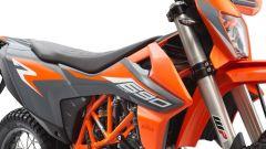 KTM 690 Enduro R 2021: tutte le novità della monocilindrica per il fuoristrada - Immagine: 9