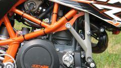 KTM 690 Enduro R vs Husqvarna TE 630 - Immagine: 40