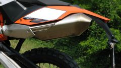 KTM 690 Enduro R vs Husqvarna TE 630 - Immagine: 44