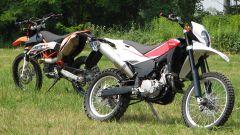 KTM 690 Enduro R vs Husqvarna TE 630 - Immagine: 26