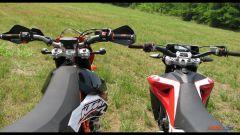 KTM 690 Enduro R vs Husqvarna TE 630 - Immagine: 33
