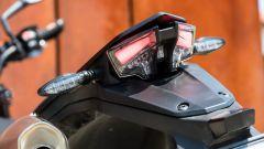 KTM 690 SMC R 2019: il faro posteriore a LED