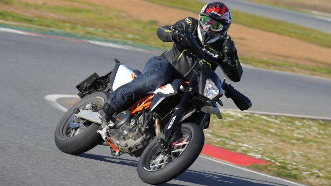 La KTM 690 SMC R ci piace
