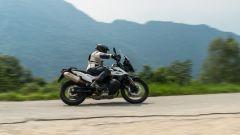 KTM 790 Adventure: agile in curva